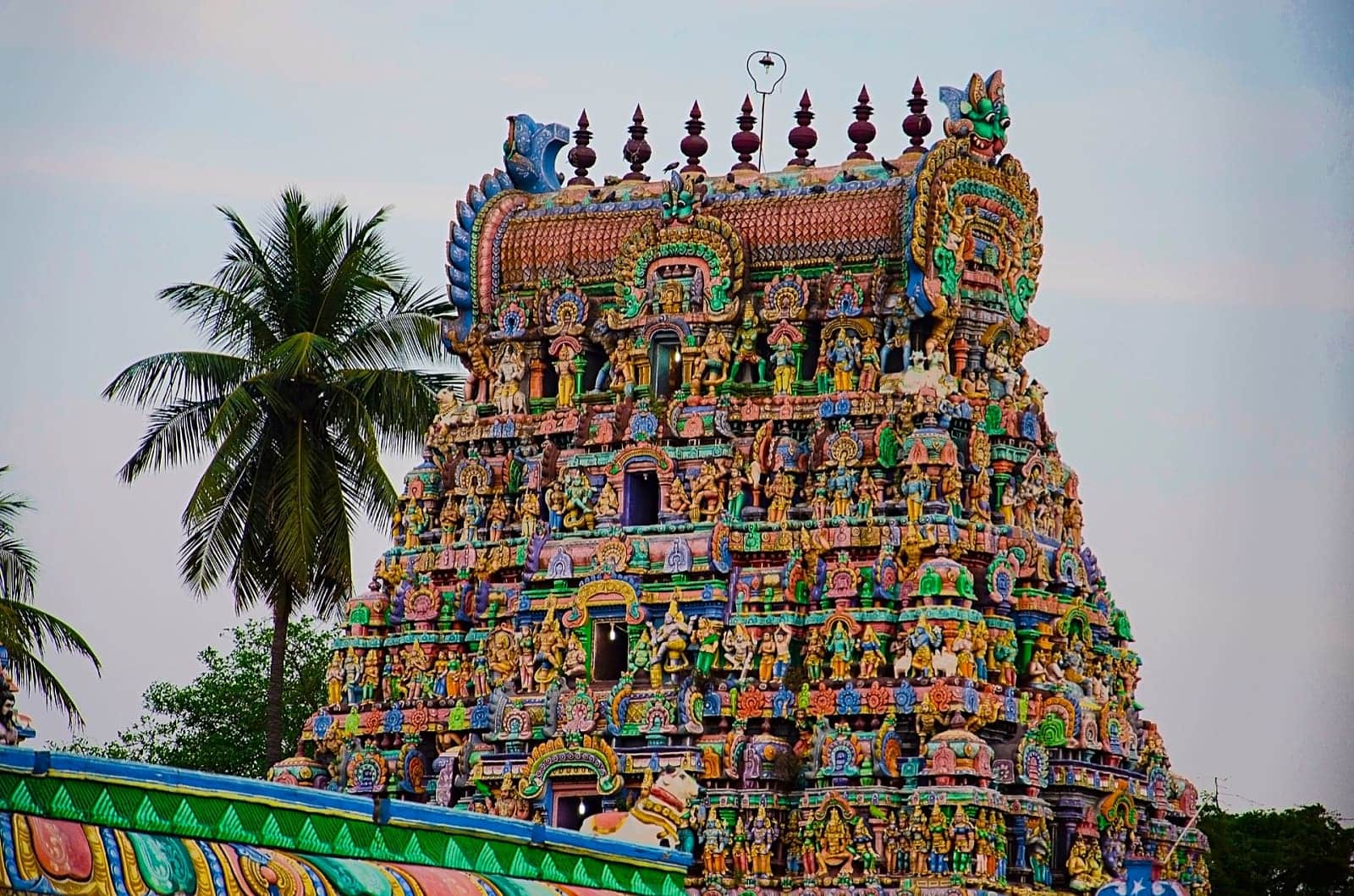 kumbakonam temple tour packages