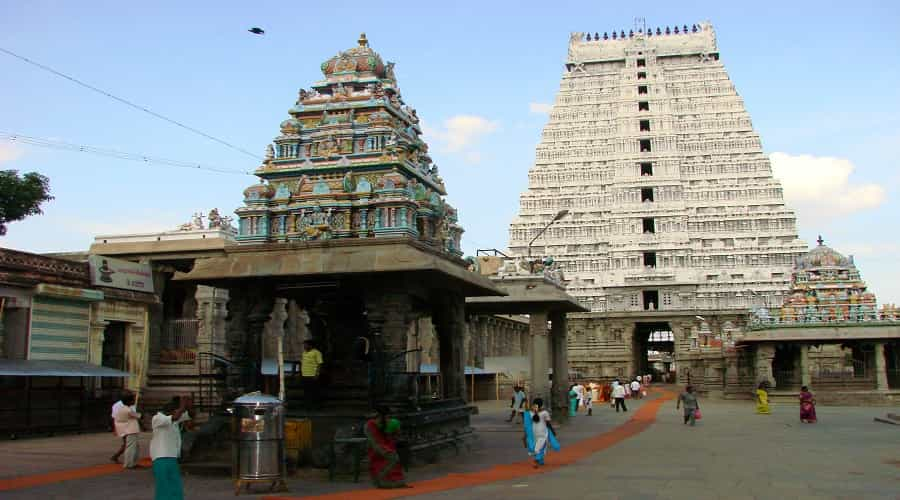 thiruvannamalai temple,tamilandu