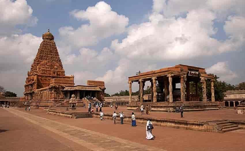 Brihadeeswara Temple in Thanjavur