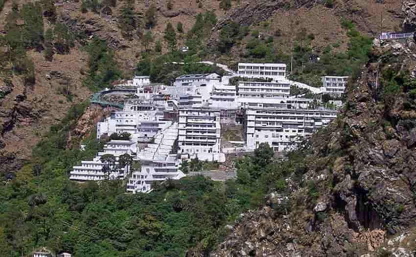 Mata Vaishno Devi Mandir, Jammu, and Kashmir