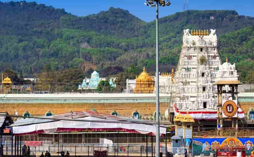 Tirumala Venkateshwara temple