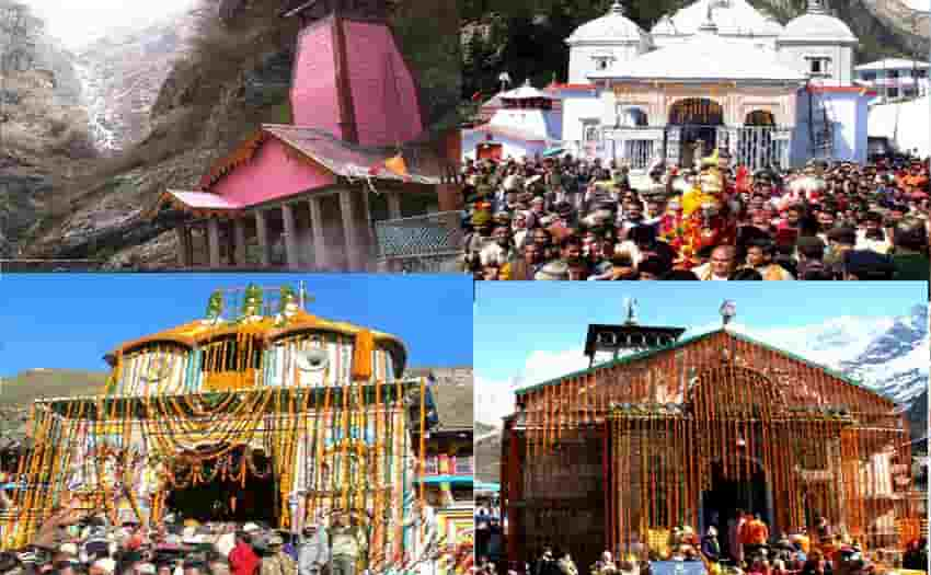 Book Chardham Yatra Tour Packages Online