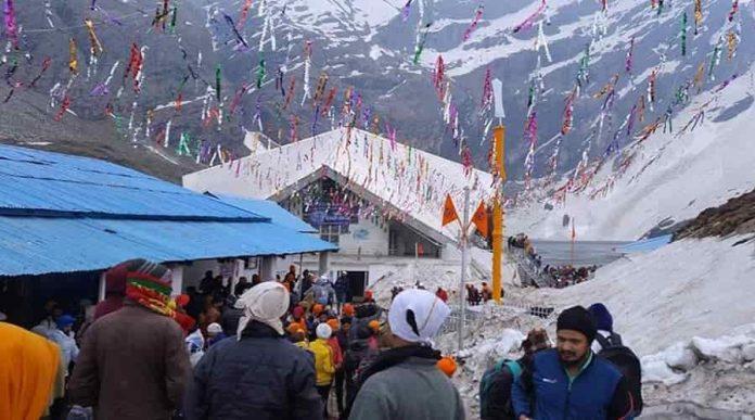Gurudwara Hemkund Sahib
