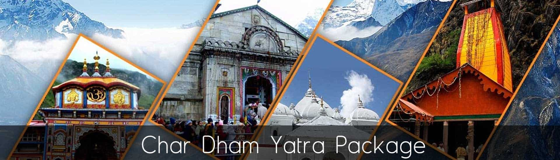 Char Dham Holiday Packages