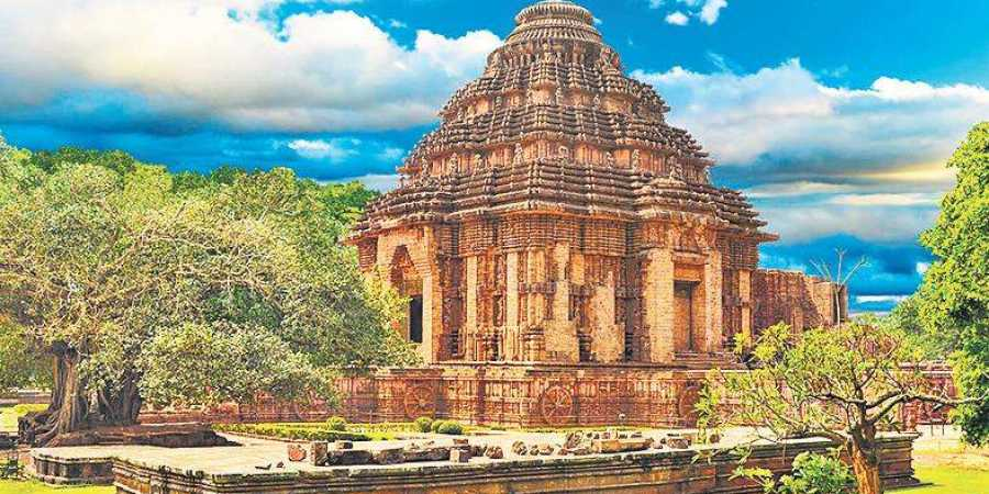 Sun Temple Package in India