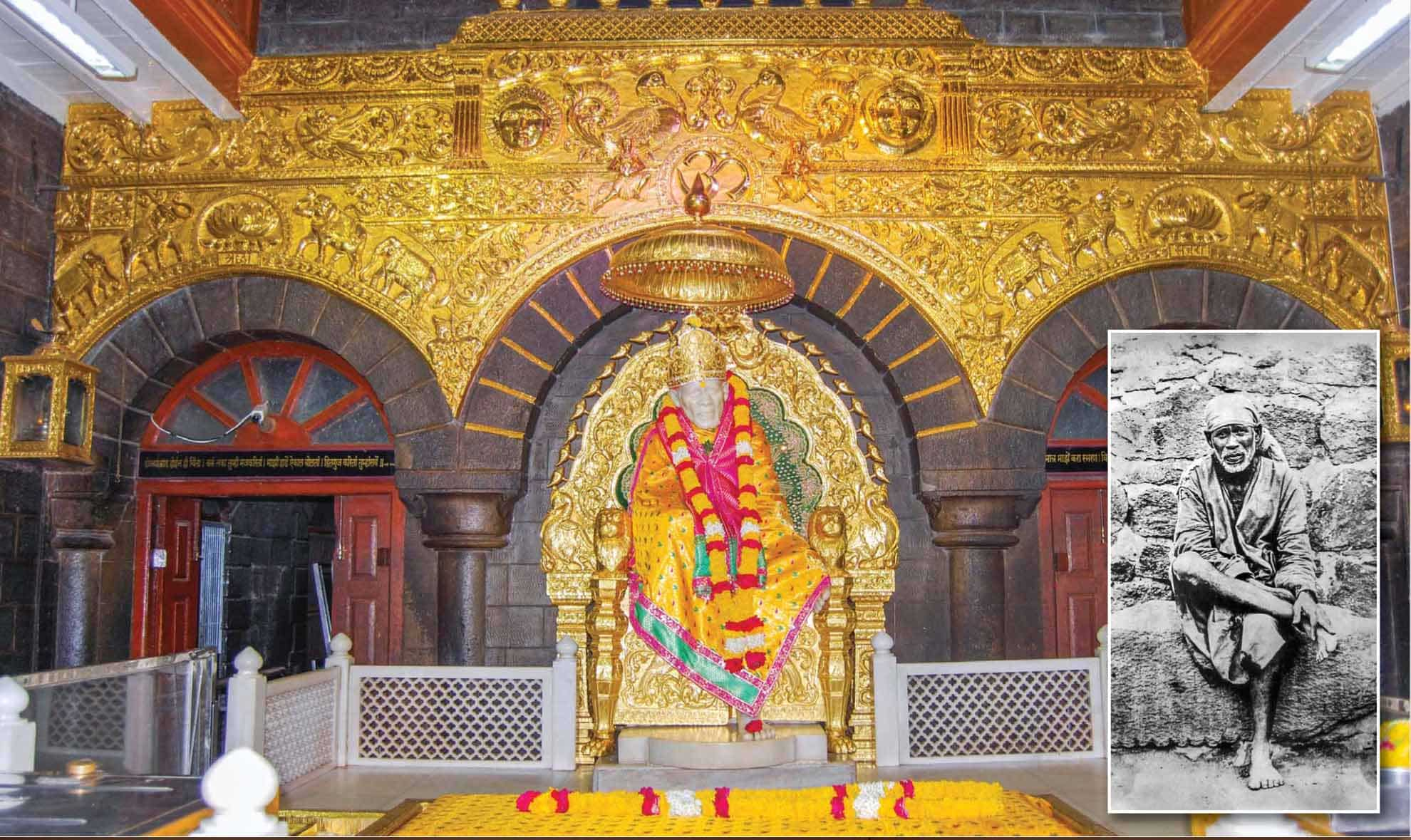 Shirdi Sai Baba Temple Darshan