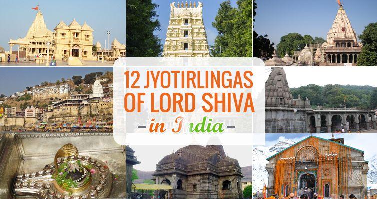 12 Jyotirlinga Darshan Tour