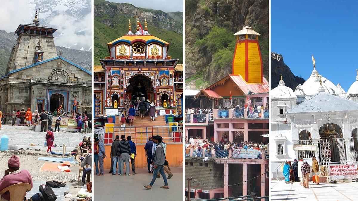 Char Dham Yatra of Uttarakhand