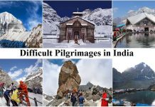 Difficult Pilgrimages in India