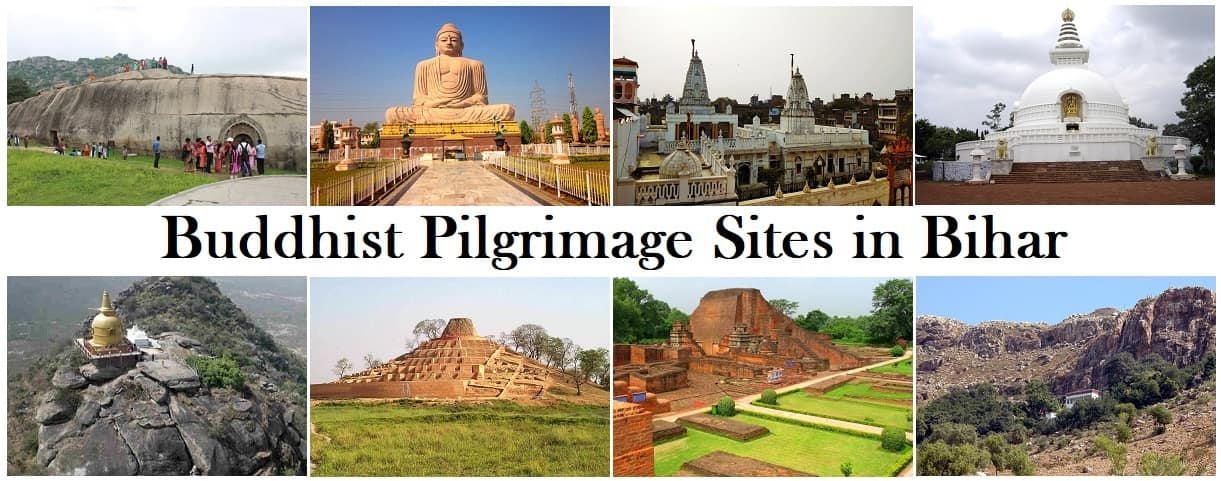 10 Buddhist Pilgrimage Sites in Bihar