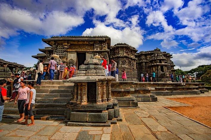 Halebidu Temple Tour